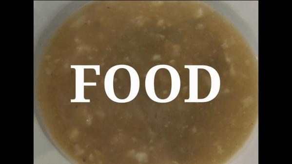 ヤンシュヴァンクマイエルが「食べ物」について語る。