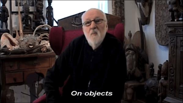 jan svankmajer talks about objets