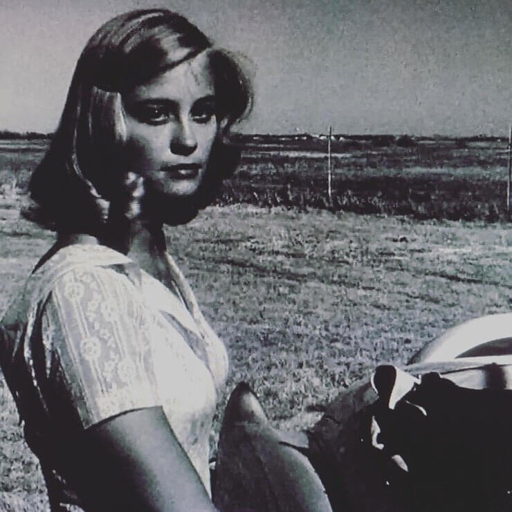 Scene from「 The Last Picture Show 」