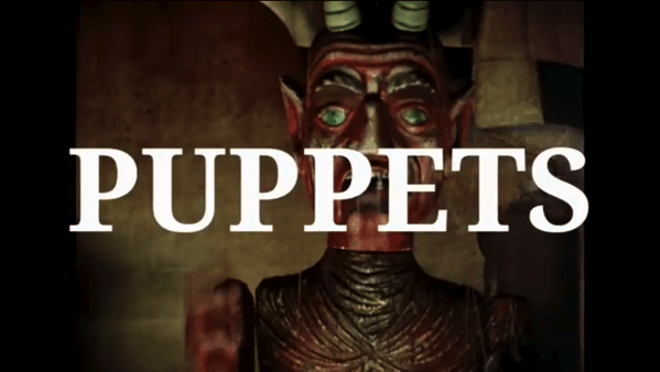 svankmajer talks about puppets in his film
