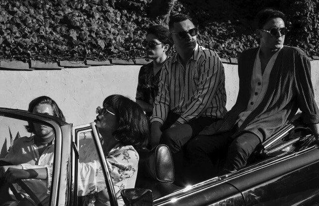 The Marías Band Photo
