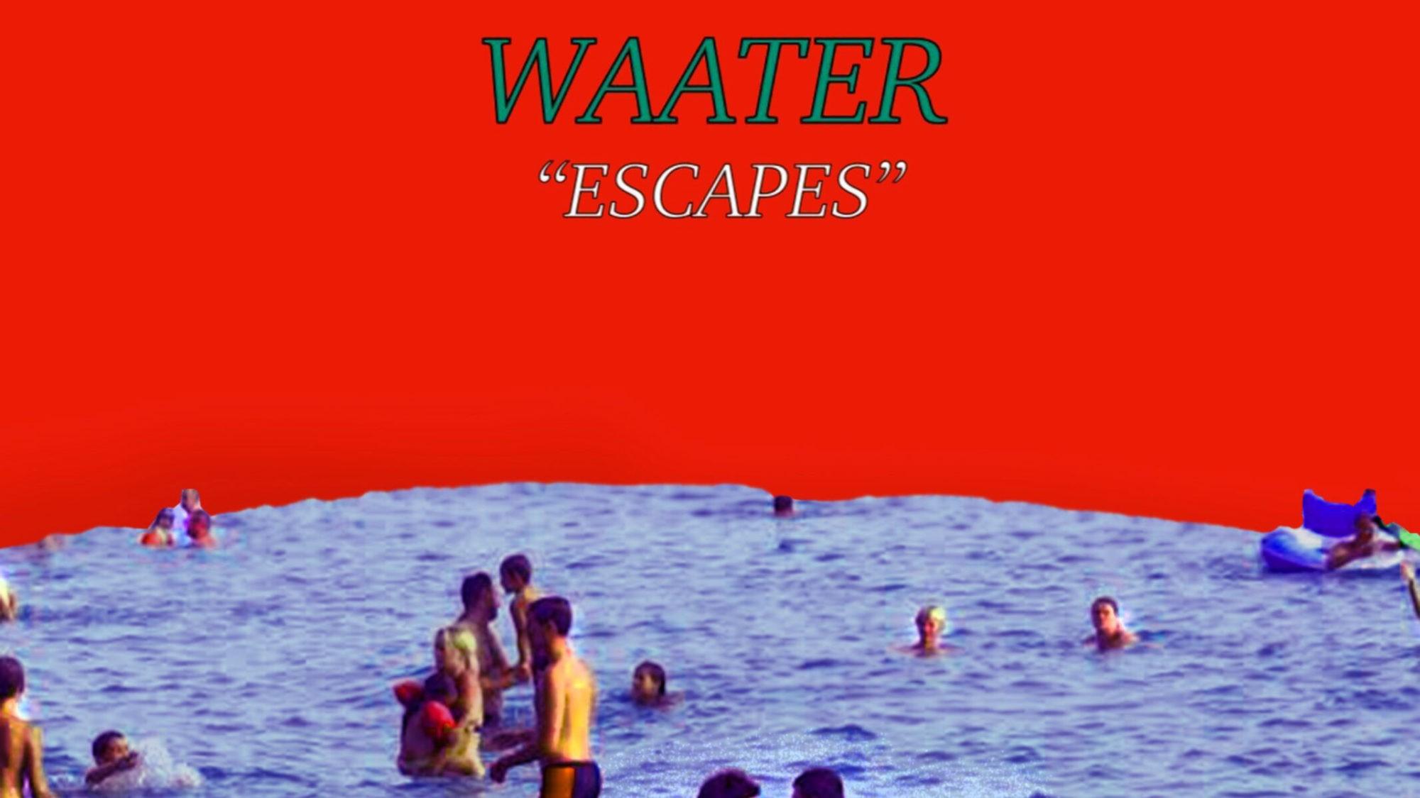 waater 2nd ep ocean mv